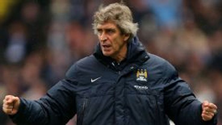 Manuel Pellegrini's Manchester City are in devastating form.