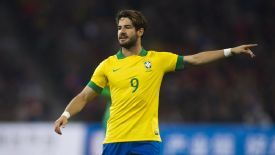 Alexandre Pato has struggled to produce his best form for Corinthians.