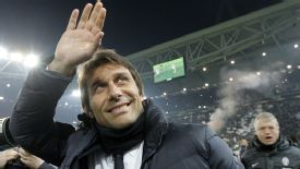 Juventus fans will be praying Antonio Conte does not wave goodbye to Turin anytime soon.