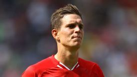 Daniel Agger has been out of action since Jan. 5.