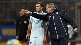 Markus Gisdol has said Fabian Johnson is to leave at the end of the season.