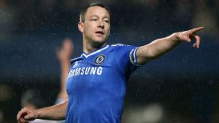John Terry's current contract at Chelsea expires in the summer.