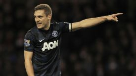 Nemanja Vidic could leave Manchester United this summer.