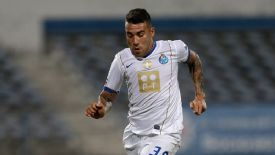 Nicolas Otamendi joined Porto from Velez Sársfield in 2010.