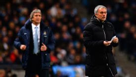 Jose Mourinho has insisted his Chelsea side are not real title contenders this season.