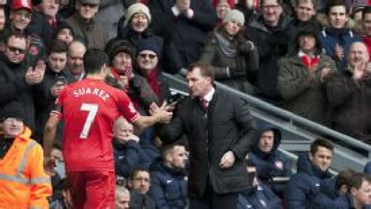 Luis Suarez was not on the scoresheet for Liverpool versus Arsenal but still shone.