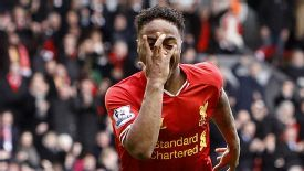 With two goals, Raheem Sterling heaped more misery on Arsenal.