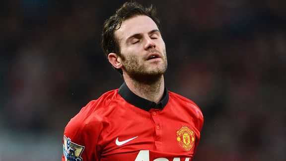 Juan Mata has been linked with a move to Barcelona.