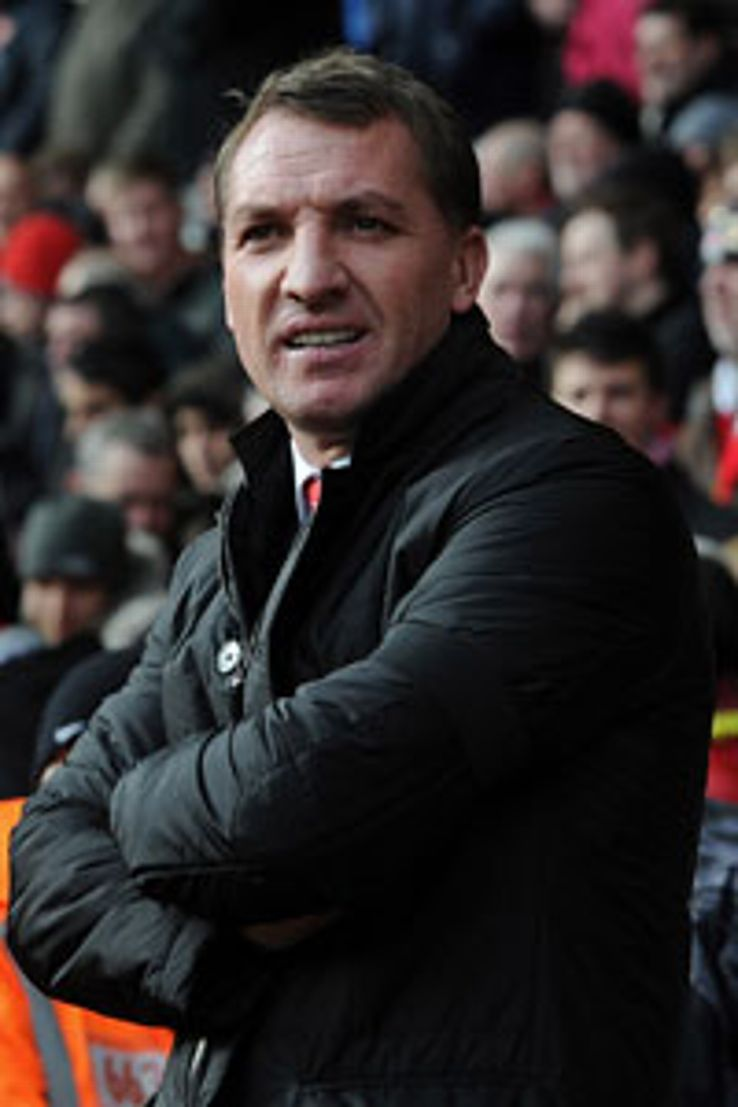 Brendan Rodgers feels Liverpool should be taking things a step at a time.