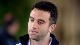Giuseppe Rossi looks set to return to fitness in time for the World Cup.