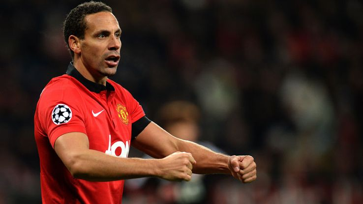 Rio Ferdinand has been heavily tipped to leave Man Utd this summer.