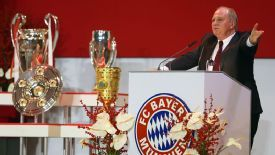 Bayern president Uli Hoeness described the investment at the club as