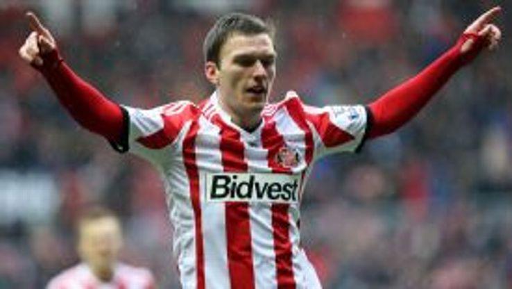 Craig Gardner scored Sunderland's winning goal against Southampton.
