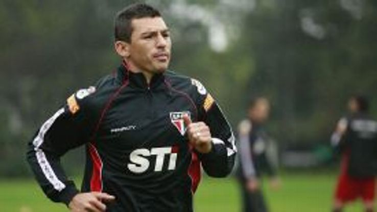 Lucio spent 2013 playing for Sao Paulo in Brazil after leaving Juventus.