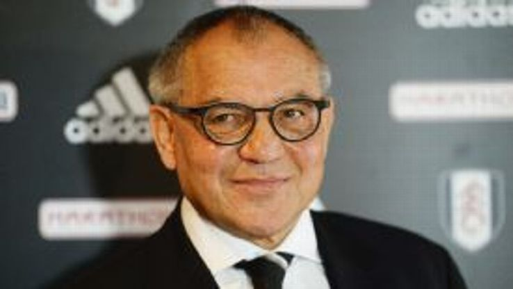 Fulham boss Felix Magath was presented to the media for the first time on Thursday.
