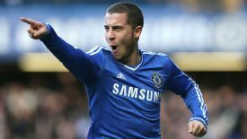 Eden Hazard has been Chelsea's outstanding player not just of late, but of the whole season.