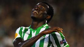 Nosa has opened up about the racist abuse he and other black teammates have suffered in Spain.