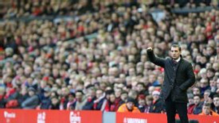 Brendan Rodgers' saw his Liverpool side overcome Swansea 4-3.
