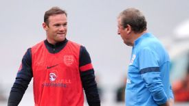 Roy Hodgson hopes Wayne Rooney will become England's all-time leading scorer.