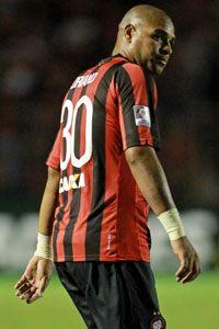 Adriano Atletico Paranaense vertical