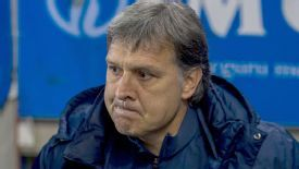 Gerardo Martino has come under fire following Saturday's defeat.