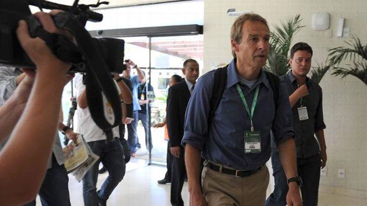 USA coach Jurgen Klinsmann will face the longest trips.