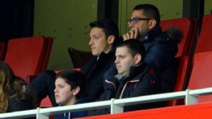 Mesut Ozil has endured a difficult few weeks.