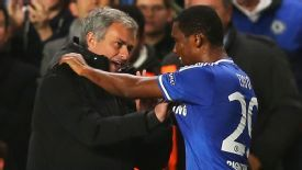 Mourinho brought Eto'o to Chelsea after the striker helped him win the Treble at Inter.