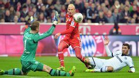 Bayern go 20 clear, Dortmund second