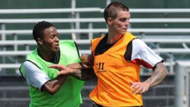 Daniel Agger believes Raheem Sterling can seamlessly adapt to the rigours of international football.