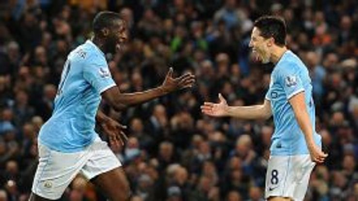 Samir Nasri feels Argentine and Brazilian players are rated more highly than Africans.