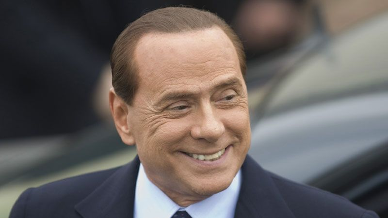Silvio Berlusconi became AC Milan president in 1986.