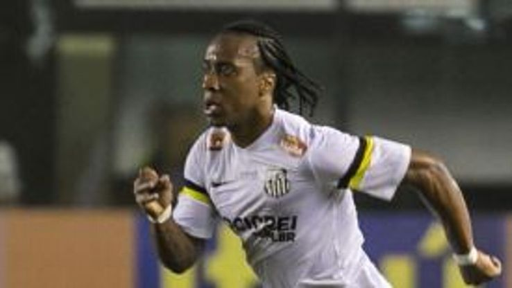 Santos midfielder Arouca has played for Brazil four times.