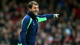 Sherwood has been blunt about his squad recently. Will they respond vs. Benfica?