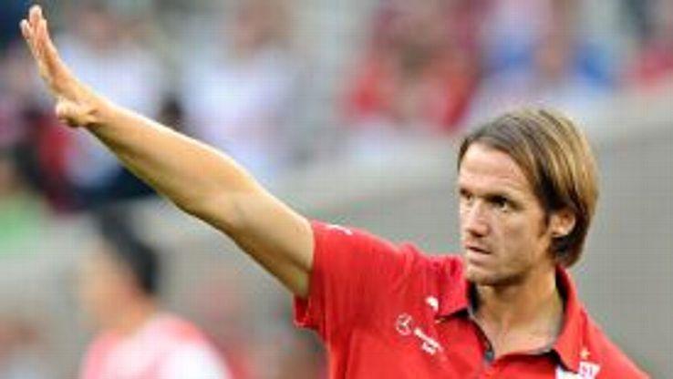 Thomas Schneider is a former Stuttgart player.