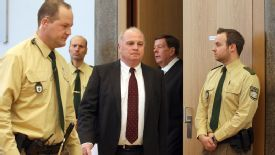 Hoeness' trial has been the focus of media scrutiny in Germany.