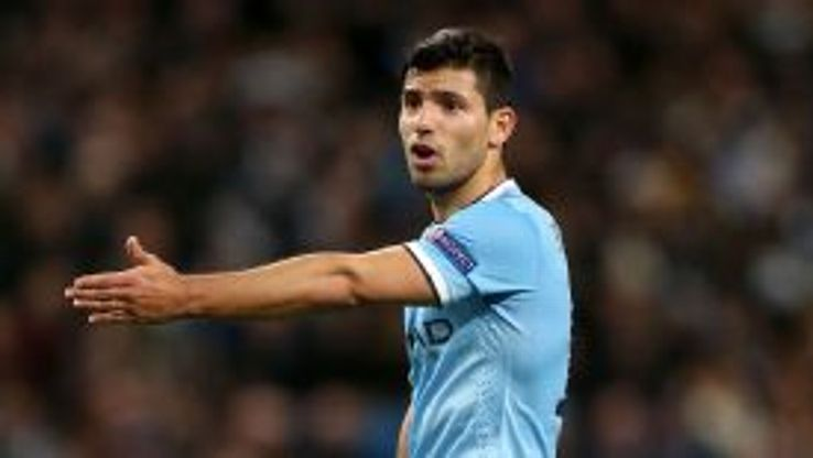 Sergio Aguero's improving fitness is a boost for Manchester City.