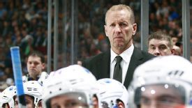 Ralph Krueger was head coach of NHL team Edmonton Oilers from June 2012 to June 2013.