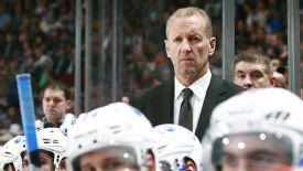 Ralph Krueger was head coach of NHL team Edmonton Oilers from June 2012 to June 2013.