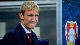Sami Hyypia is enduring his most difficult spell yet as Bayer Leverkusen manager.