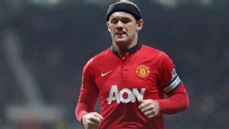 Wayne Rooney has captained Manchester United on several occasions during his nine-and-a-half years at Old Trafford.
