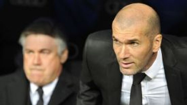 Zinedine Zidane is currently working as Carlo Ancelotti's right-hand man at Real Madrid.