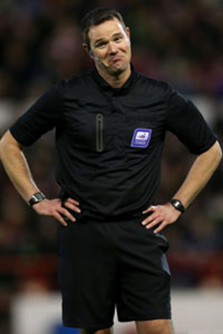 Linington and his officials have been accused of 'arrogance' by Birmingham boss Clark.