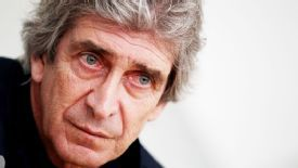 Manuel Pellegrini has seen his Manchester City side exit two competitions in successive games.
