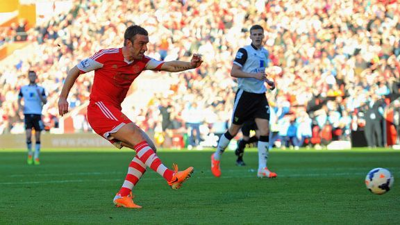 Rickie Lambert had a galvanising effect on Southampton against Norwich.