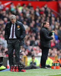 David Moyes endured a chastening afternoon against Liverpool.