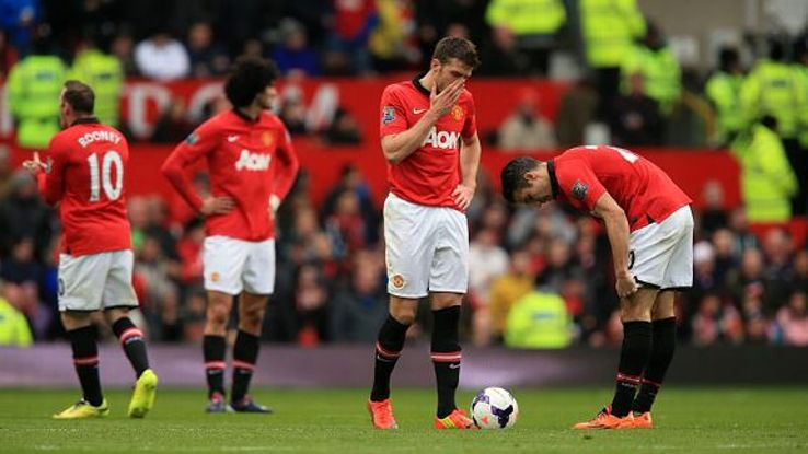 United have not won at Old Trafford since January 28.