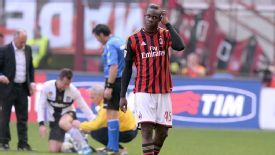 Mario Balotelli and AC Milan endured more disappointment as they lost 4-2 at home to Parma.