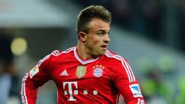 Xherdan Shaqiri has been linked with a number of top clubs.