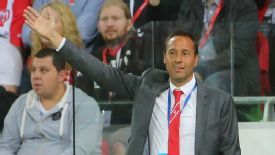 John van t Schip returned to Melbourne Heart in 2013.